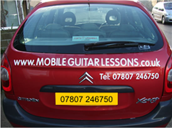 Guitar Lessons Skipton